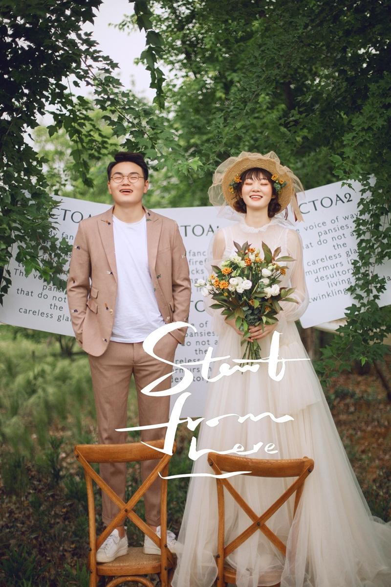 最新作品欣赏 李先生&王女士