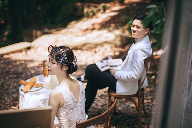 【十堰婚纱摄影】怎么拍出好看的婚纱照