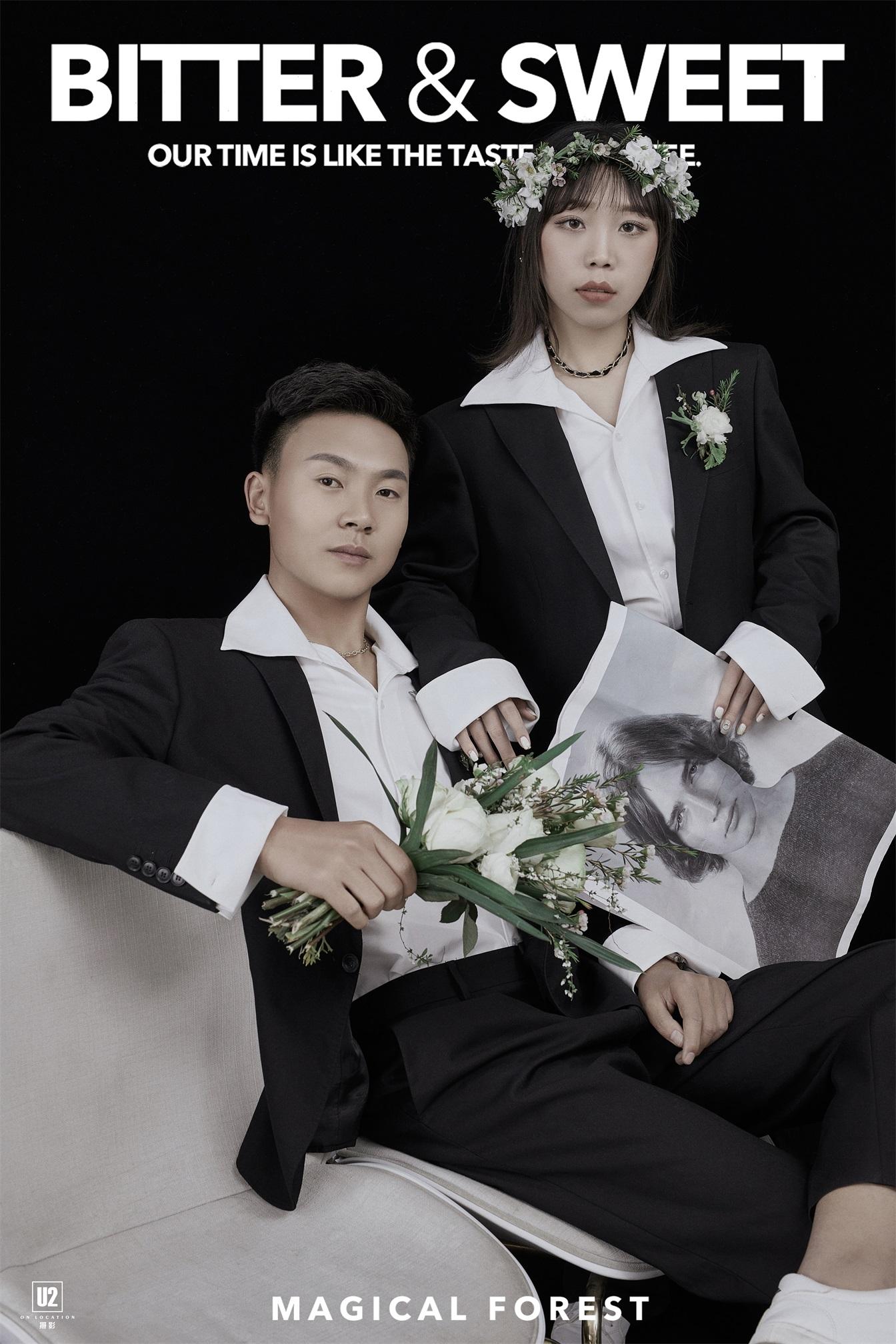 最新作品欣赏 王先生&王女士